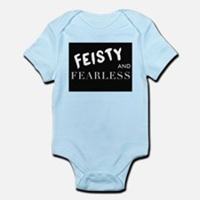 Feisty And Fearless Body Suit