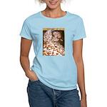 Teager Cap Pigeon Women's Light T-Shirt