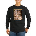 Teager Cap Pigeon Long Sleeve Dark T-Shirt