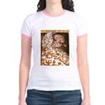 Teager Cap Pigeon Jr. Ringer T-Shirt