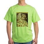 Teager Cap Pigeon Green T-Shirt