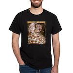 Teager Cap Pigeon Dark T-Shirt