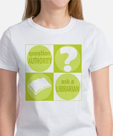 Question Authority Tee