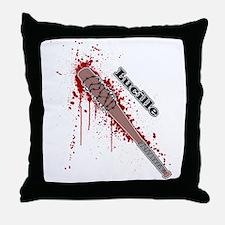 Cute Lucille Throw Pillow