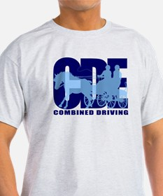 Combined Driving - Horse 2 T-Shirt