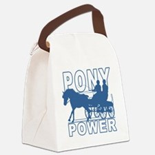 Unique Combine Canvas Lunch Bag
