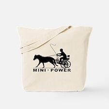 Unique Miniature horse Tote Bag