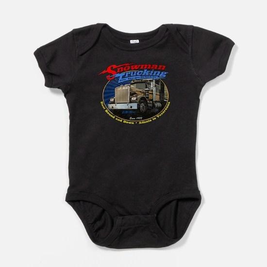 Unique Atlanta georgia Baby Bodysuit