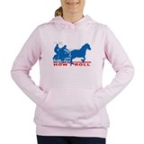 Carriage driving Hooded Sweatshirt