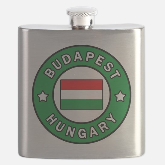 Cute Budapest Flask