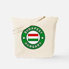 Cute Hungarian flag Tote Bag