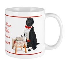 Butler Dog Hair Mug