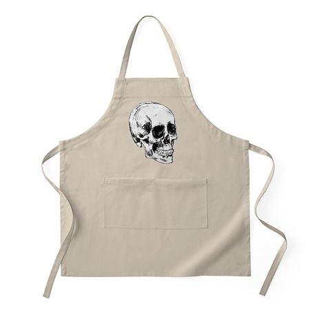 Cool Skull BBQ Apron