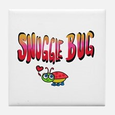 Snuggle bug Tile Coaster