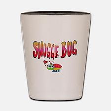 Snuggle bug Shot Glass