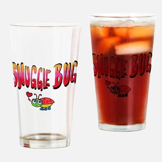 Snuggle bug Drinking Glass