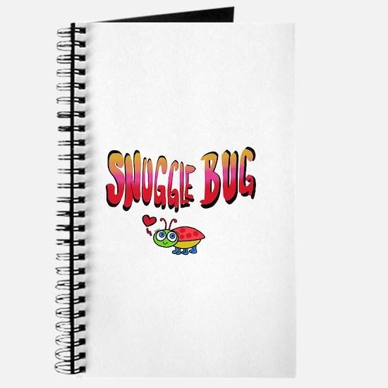 Snuggle bug Journal