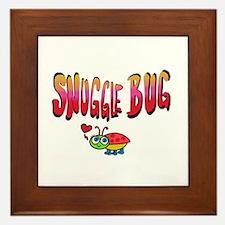 Snuggle bug Framed Tile