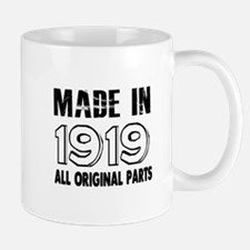 Made In 1919 Mug