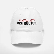 Martial Arts Instructor Baseball Baseball Cap