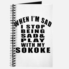 Play With Sokoke Cat Journal