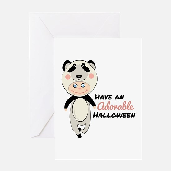 Adorable Halloween Greeting Cards