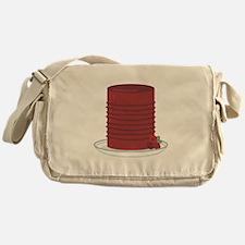 Canned Cranberries Messenger Bag