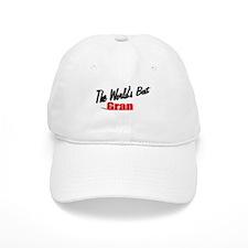 """The World's Best Gran"" Baseball Cap"