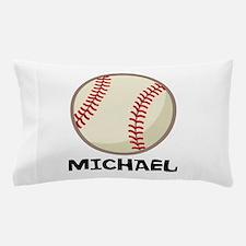 Personalized Baseball Sports Pillow Case