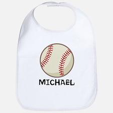 Personalized Baseball Sports Bib