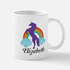 Personalized Unicorn Gift Mugs