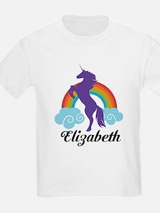 Personalized Unicorn Gift T-Shirt