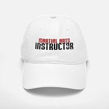 Martial Arts Instructor 2 Baseball Baseball Cap