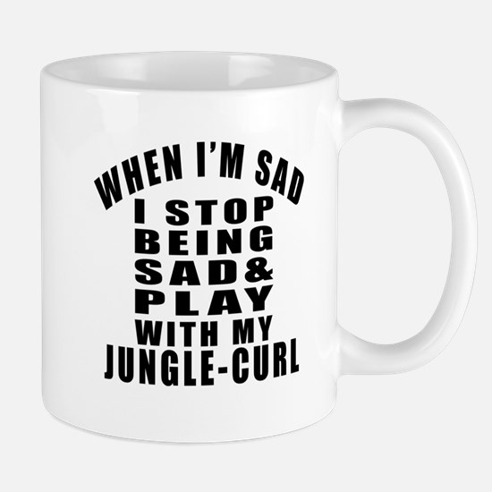 Play With Jungle-curl Cat Mug