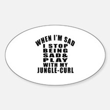 Play With Jungle-curl Cat Decal