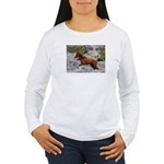 Call Of The Wild Women's Long Sleeve T-Shirt