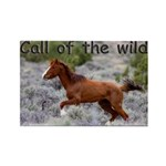 Call Of The Wild Rectangle Magnet (100 pack)