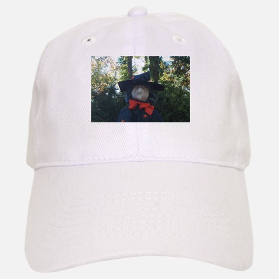 Witch 001 Baseball Baseball Cap