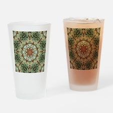 Funny Mehndi Drinking Glass