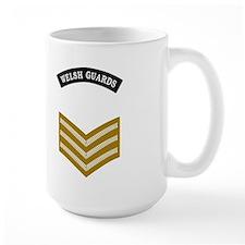 Welsh Guards LSgt<BR> 443 mL Mug 3