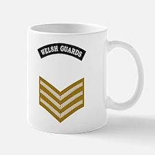 Welsh Guards LSgt<BR> 325 mL Mug 3