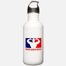 Major League Muscle Water Bottle