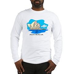 Australia Sydney Opera House Long Sleeve T-Shirt