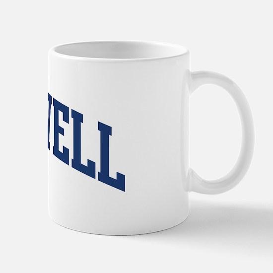 STOCKWELL design (blue) Mug