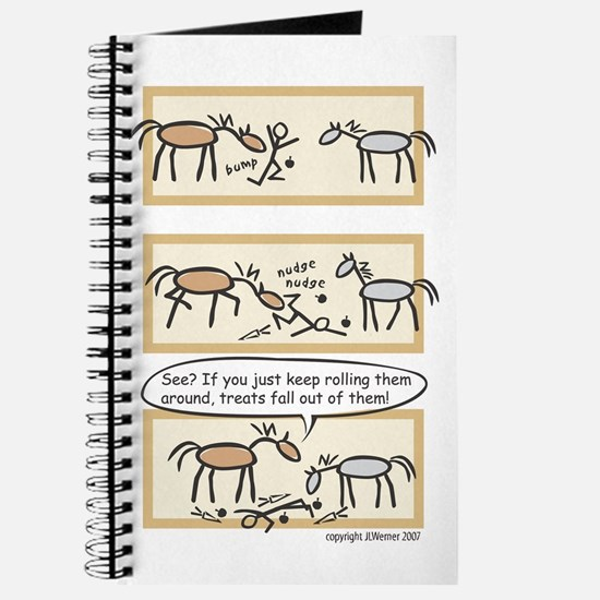 Horse Treats Journal