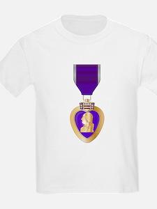 Purple Heart Medal T-Shirt