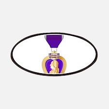 Purple Heart Medal Patch