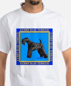 vKerry Blue Terrier ... T-Shirt