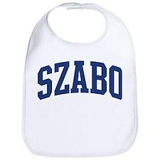 SZABO design (blue) Bib