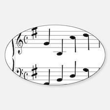 Music Chord Decal
